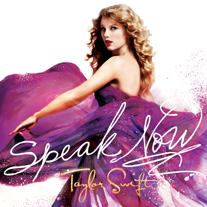 Album Taylor Swift – Speak now