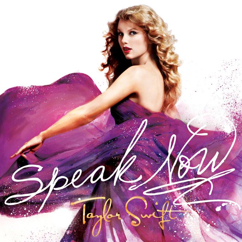 Album Taylor Swift – Speak now