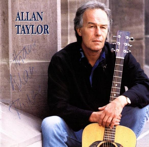 Album Looking For You – Allan Taylor