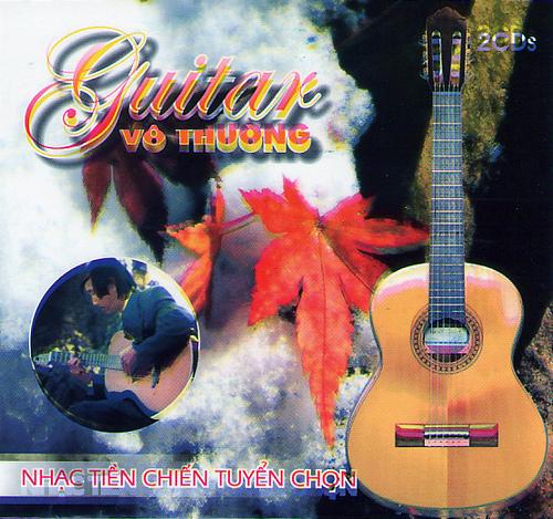Album Hòa Tấu Guitar – Vô Thường