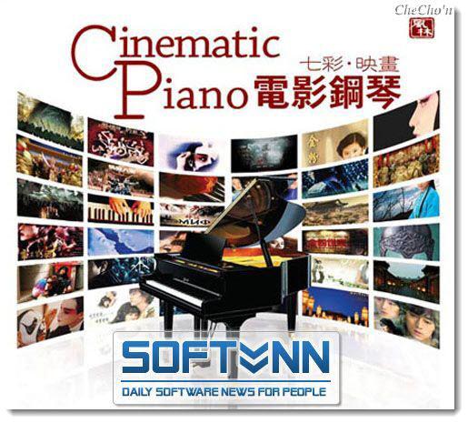 Album Cinematic Piano 2010 – Wang Wei