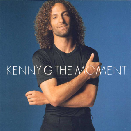 Album The Moment – Saxo Kenny G