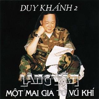 Album Một Mai Giã Từ Vũ Khí – Duy Khánh