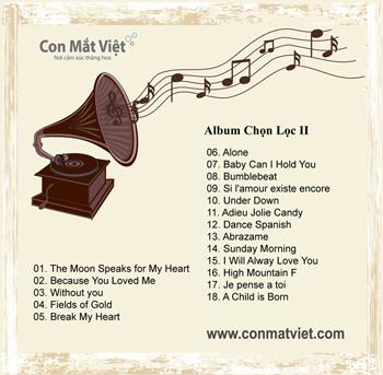 Album audiophile chọn lọc II