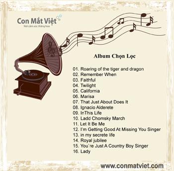 Album audiophile chọn lọc I