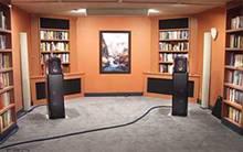 Xử lý âm cho phòng nghe nhạc, xem phim