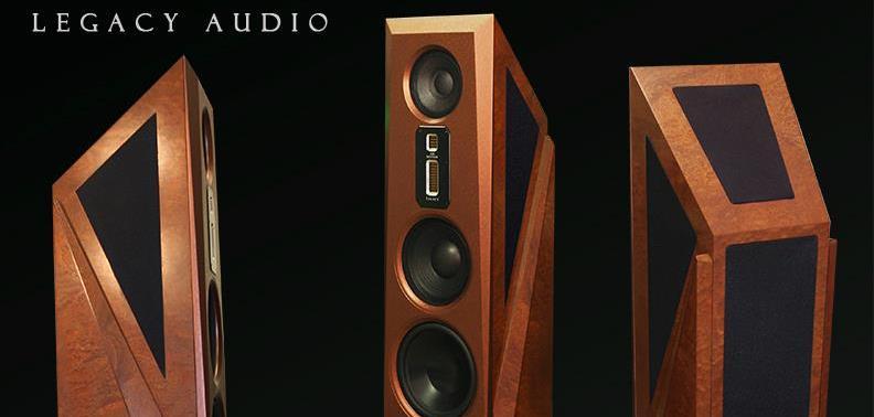 Legacy Audio giới thiệu loa Aeris 4 đường tiếng, dải tần 16-30kHz