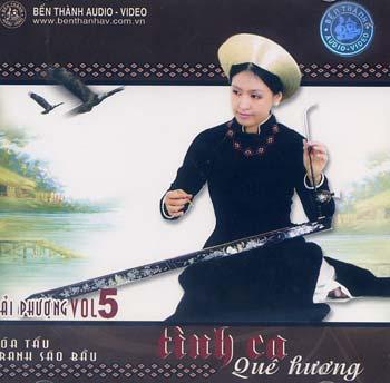 Album Tình ca quê hương Hải Phượng Vol 5