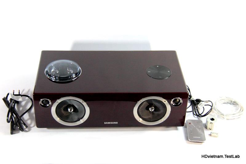DA-E750 – Sound Dock Hi-end của Samsung
