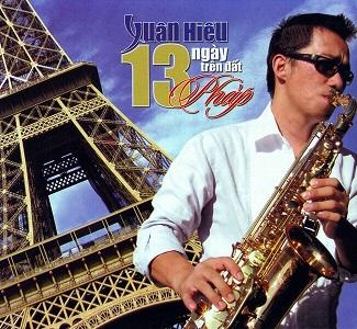 Album 13 Ngày Trên Đất Pháp – Xuân Hiếu