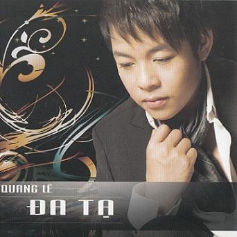 Album Đa Tạ – Quang lê