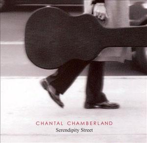 Album Serendipity Street – Chantal Chamberland