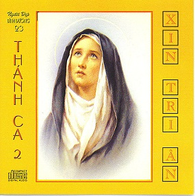 Album Thánh Ca Xin Tri Ân 2
