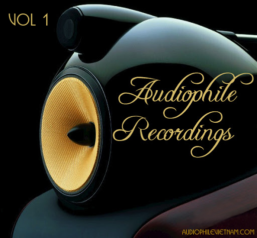 Album audiophile recordings Vol1