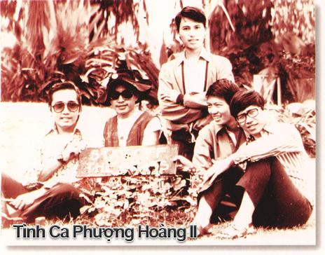 Album Tình Ca Phượng Hoàng II
