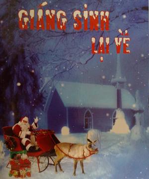 Album Giáng Sinh Lại Về – Saxo Đông Hòa