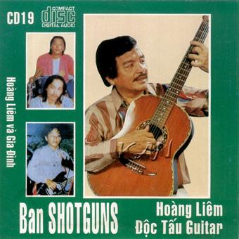 Album Độc Tấu Guita – Hoàng Liêm