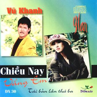 Album Chiều Nay Vắng Em