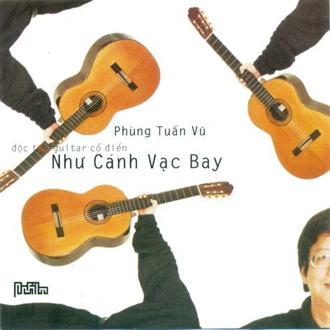 Album Hoà Tấu Như Cánh Vạc Bay