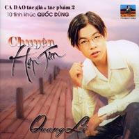 Album Chuyện Hợp Tan – 10 Tình Khúc Quốc Dũng