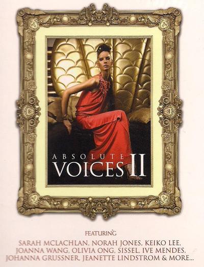 Album Absolute Voices Vol2