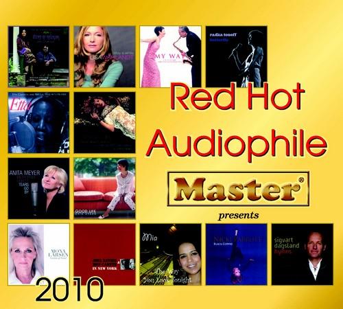 Album Red Hot Audiophile 2010 Master