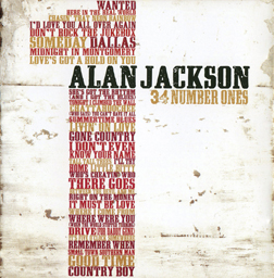 Album 34 Number Ones (2010) – Alan Jackson 2