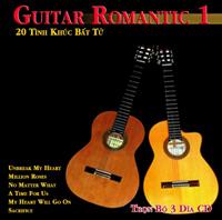 Album Guitar Romantic – Vol.1 – 20 Tình Khúc Bất Tử (2003)