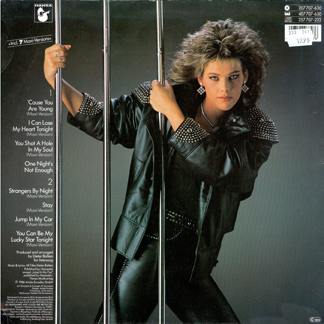Album C.C.Catch-CatchTheCatch(1986)