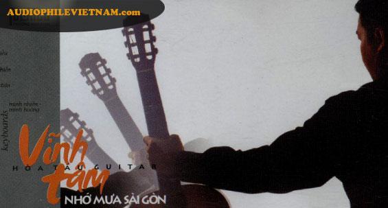 Album Nhớ Mưa Sài Gòn – Guitar Vĩnh Tâm