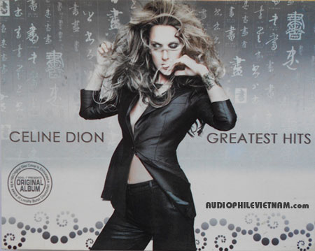 Album Celine Dion – Greatest Hits