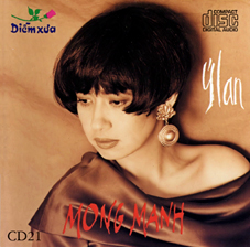 Album Mong Manh – Ý Lan