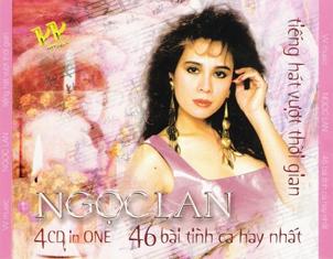 Album 46 Bài Tình Ca – Ngọc Lan