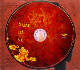 Album Xuân Đã Về