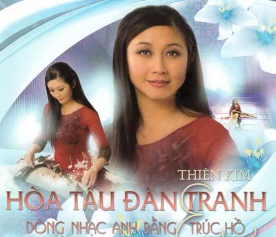 Album Hòa Tấu Đàn Tranh – Thiên Kim