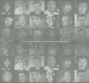 Album Best Audiophile Male Voices(2008)