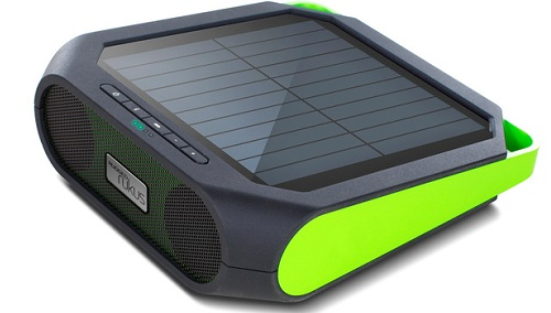 [CES 2013] Eton ra mắt hai mẫu loa Bluetooth chạy năng lượng mặt trời