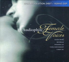 Album Audiophile Female Voice