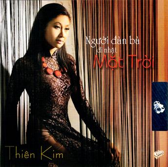 Album Người Đàn Bà Đi Nhặt Mặt Trời – Thiên Kim