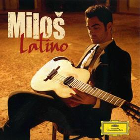 Album (Classical Guitar) Milos Karadaglic – Latino