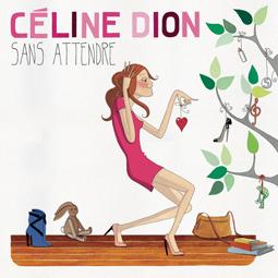 Album Celine-SansAttendre (2012)