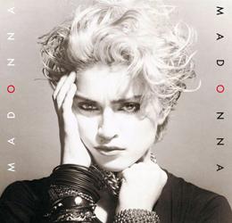 Album Madonna (1983)