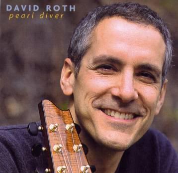 Album David Roth – Pearl Diver