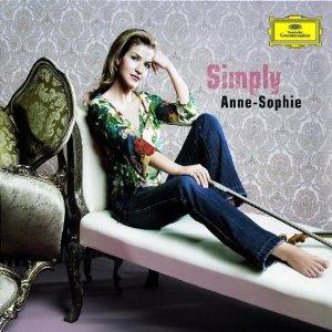 Album Simply Anne-Sophie