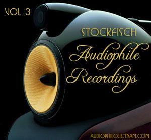 Album Stockfish Audiophile Recordings Vol 3
