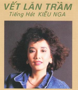Album Vết Lăn Trầm – Kiều Nga