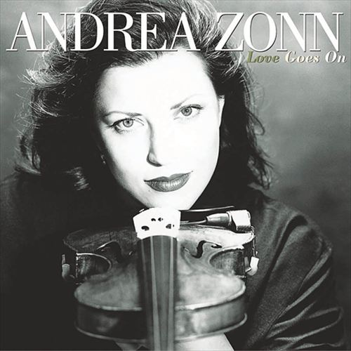 Album Love Goes On – Andrea Zonn