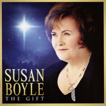 Album The Gift (2010) – Susan Boyle