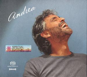 Album Andrea – Andrea Bocelli