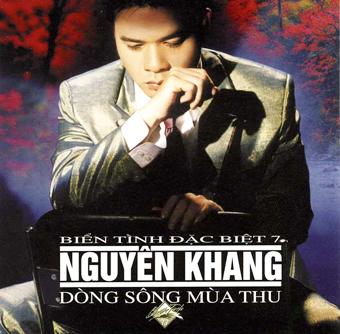 Album Dòng Sông Mùa Thu – Nguyên Khang